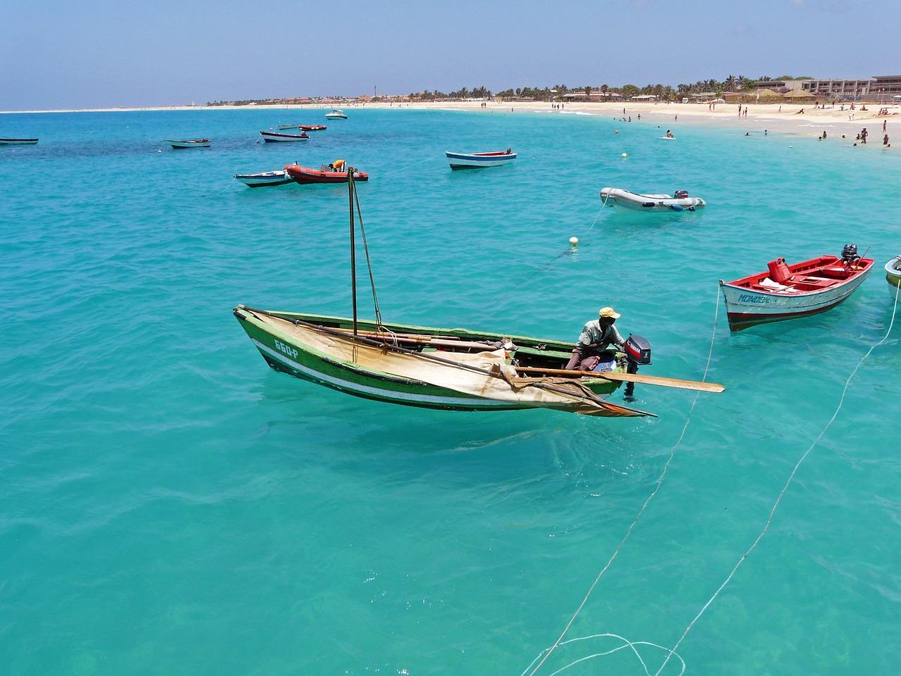 Île de Sal - Circuit au Cap Vert