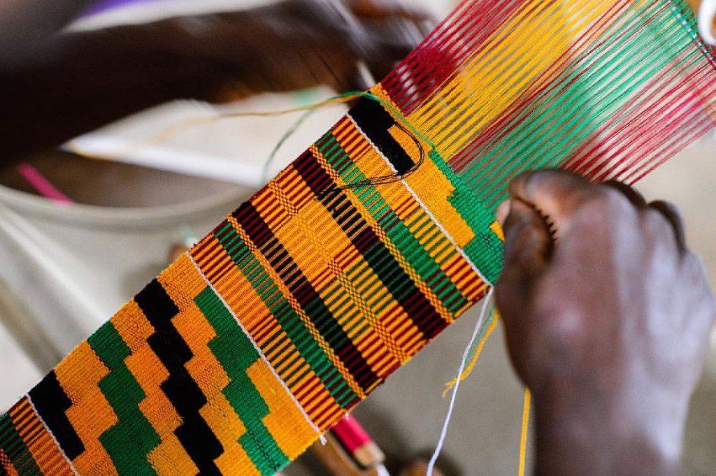 Kente, Ghana