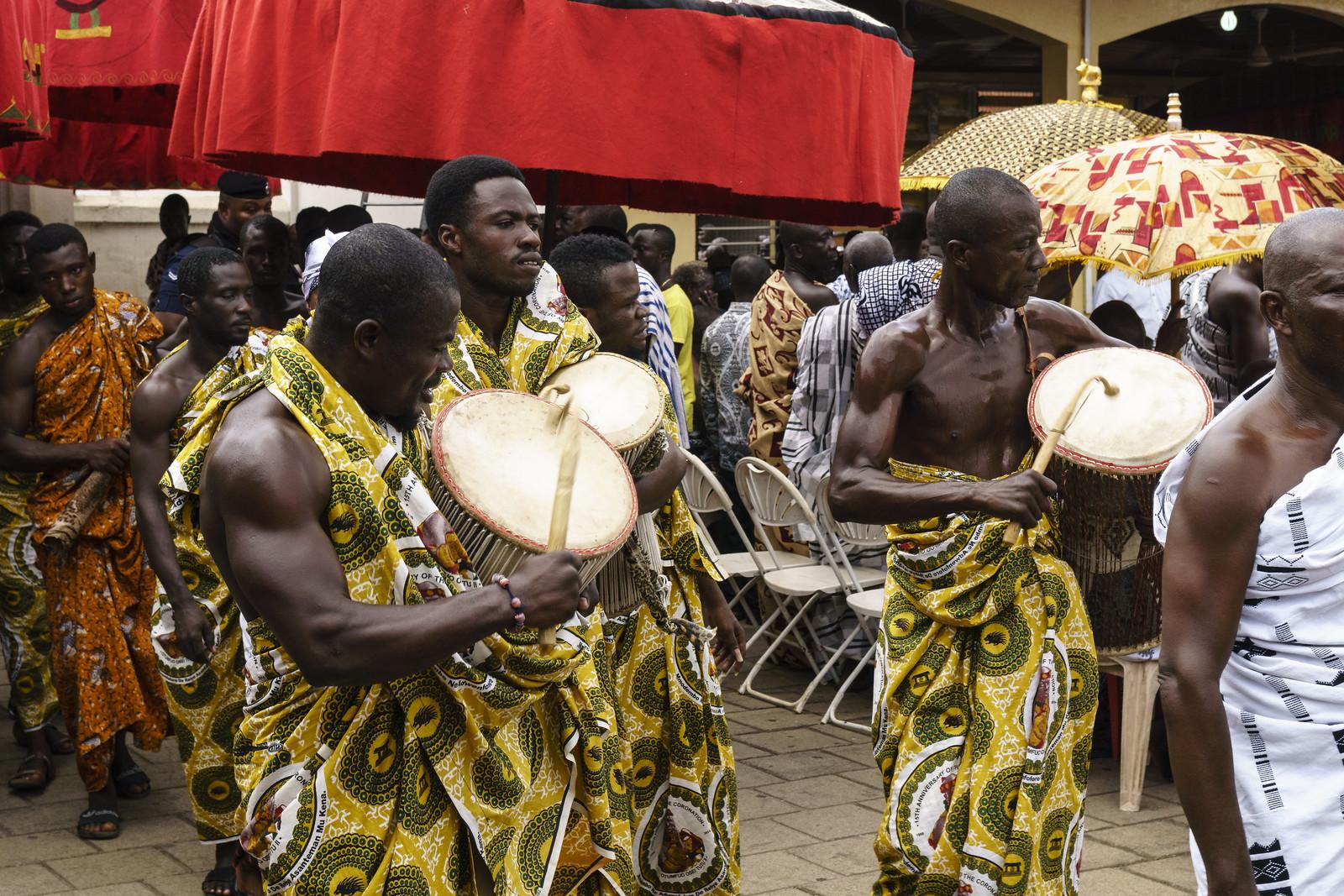 Ashanti, Ghana
