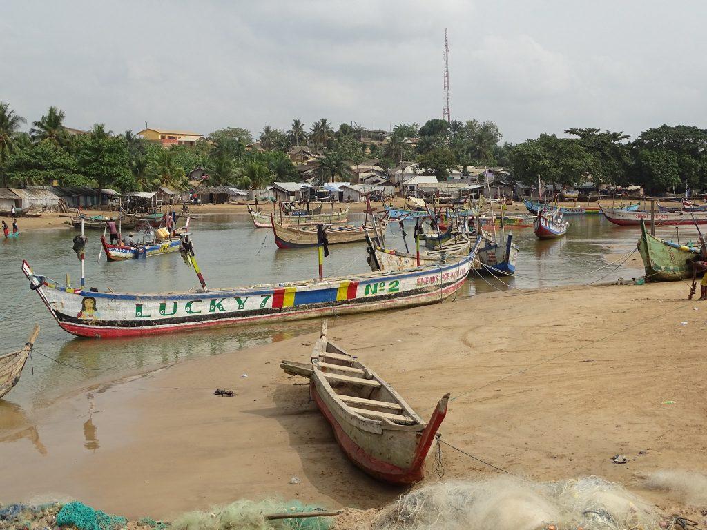 Akwidaa, Ghana