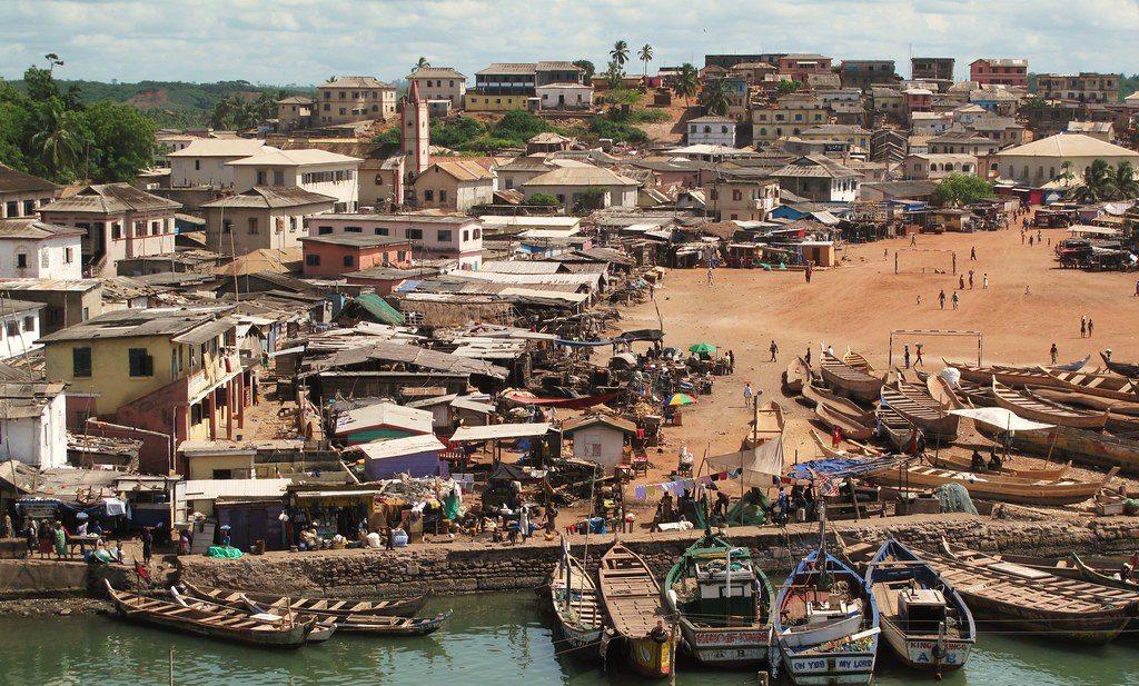 Port de pêche, Elmina - Voyage au Ghana