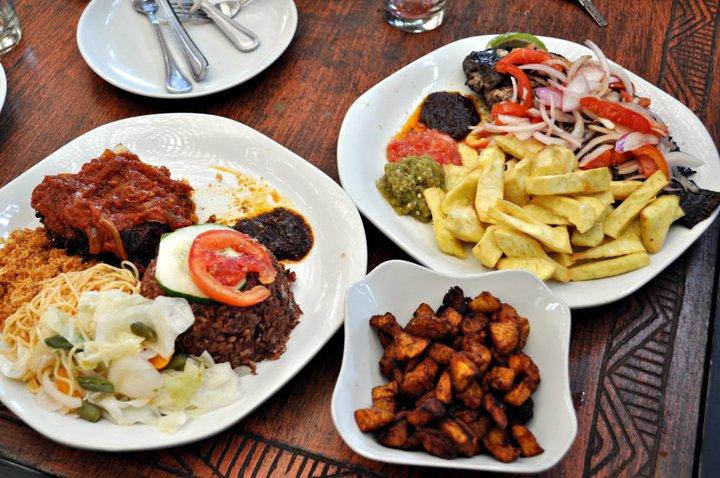 Nourriture Ghana , circuit culturel Ghana