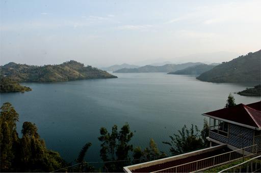 Lac Kivu - Voyage au Rwanda