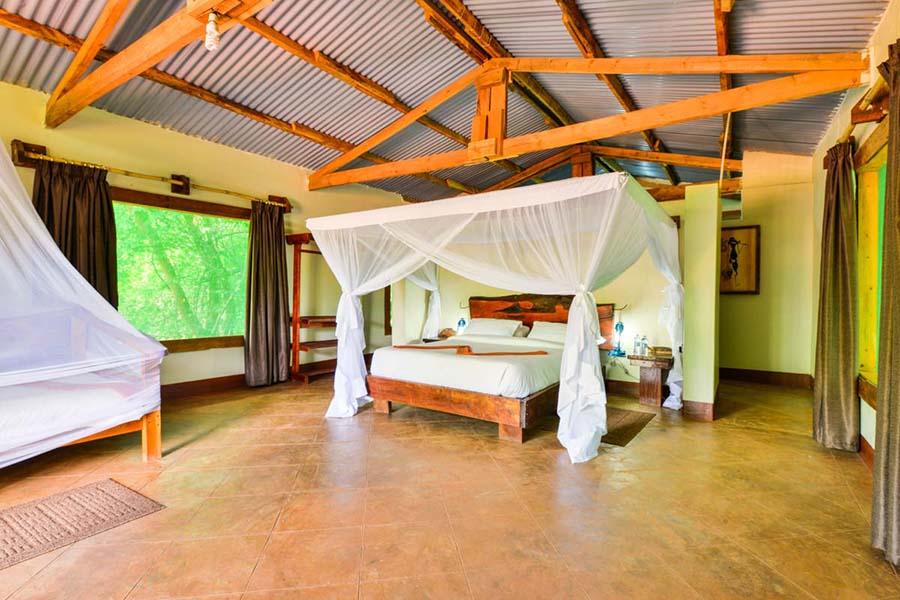 Amuka Safari lodge Ouganda