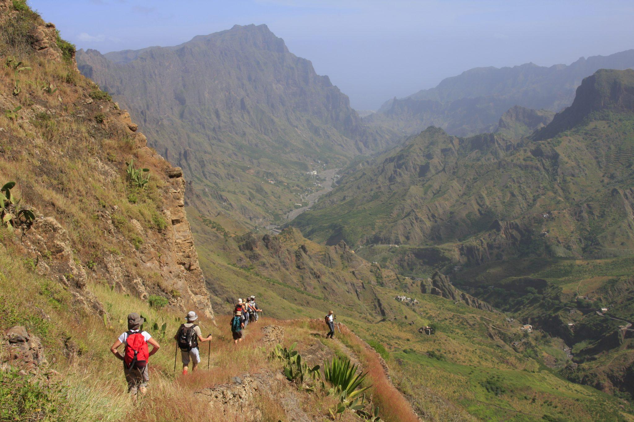 Volcans Santo Antao - Circuit au Cap-Vert