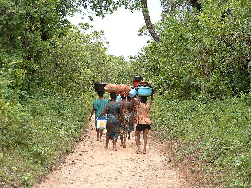 Villages Guinée Bissau