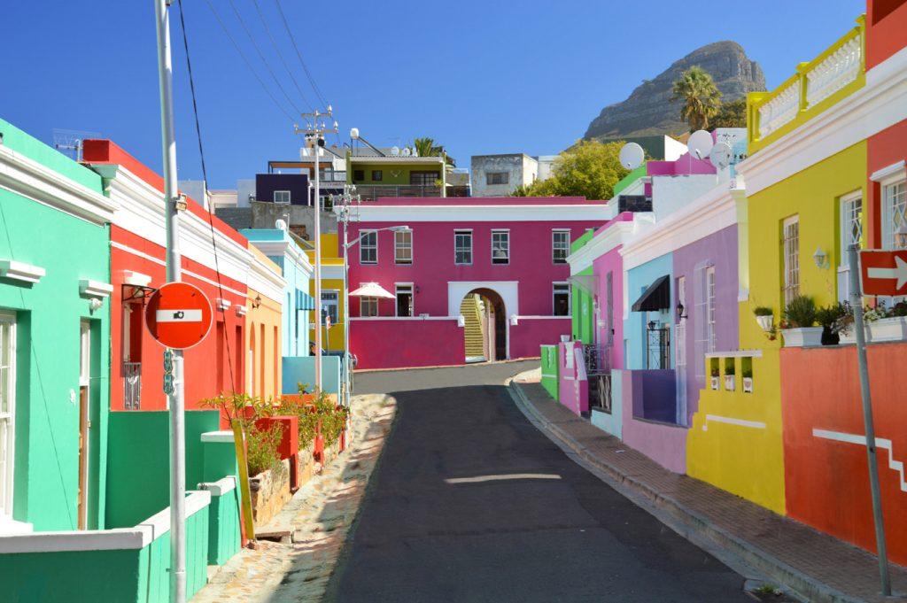 Quartier malais de Bo Kaap, autotour en Afrique du sud