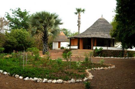 Campement hôtel Wassadou