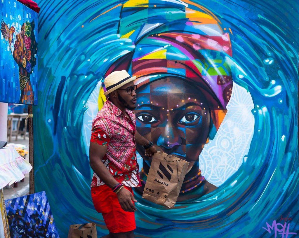 Festival Chale Wote Ghana