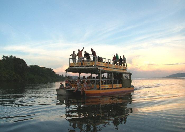 Jinja, voyage aventure en Ouganda
