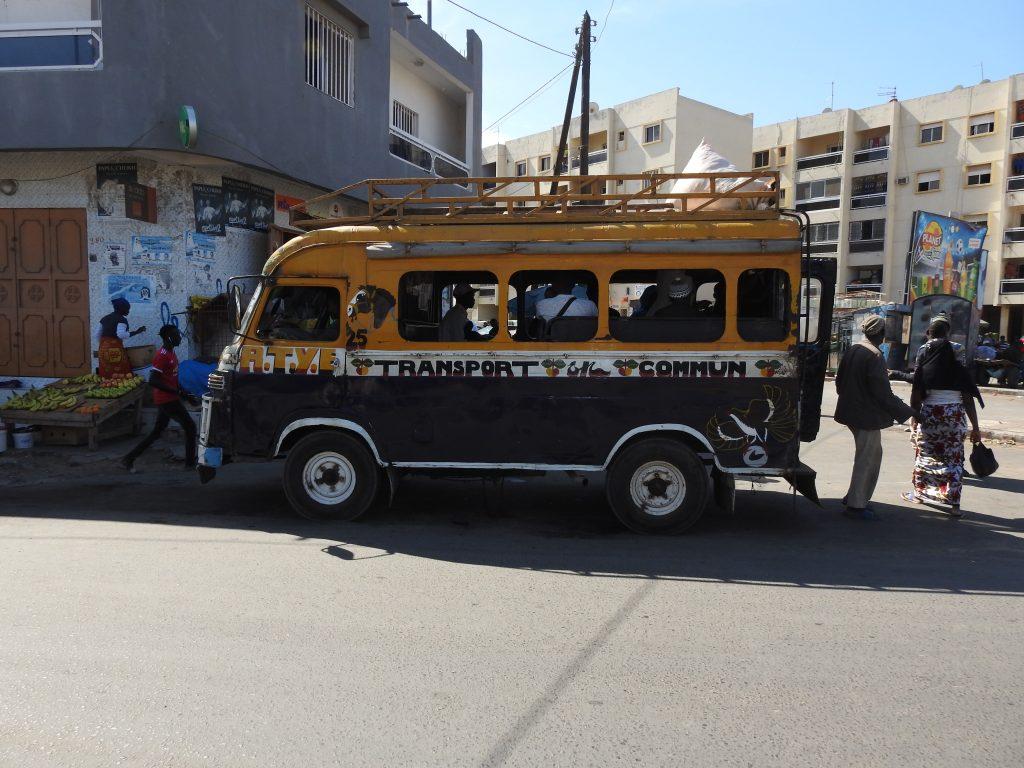 Carrapide, Dakar, Sénégal