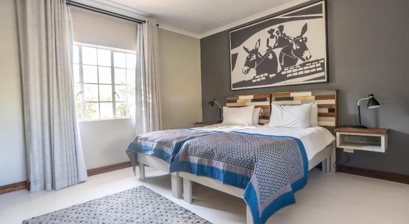 Damara Mopane Lodge - Namibie