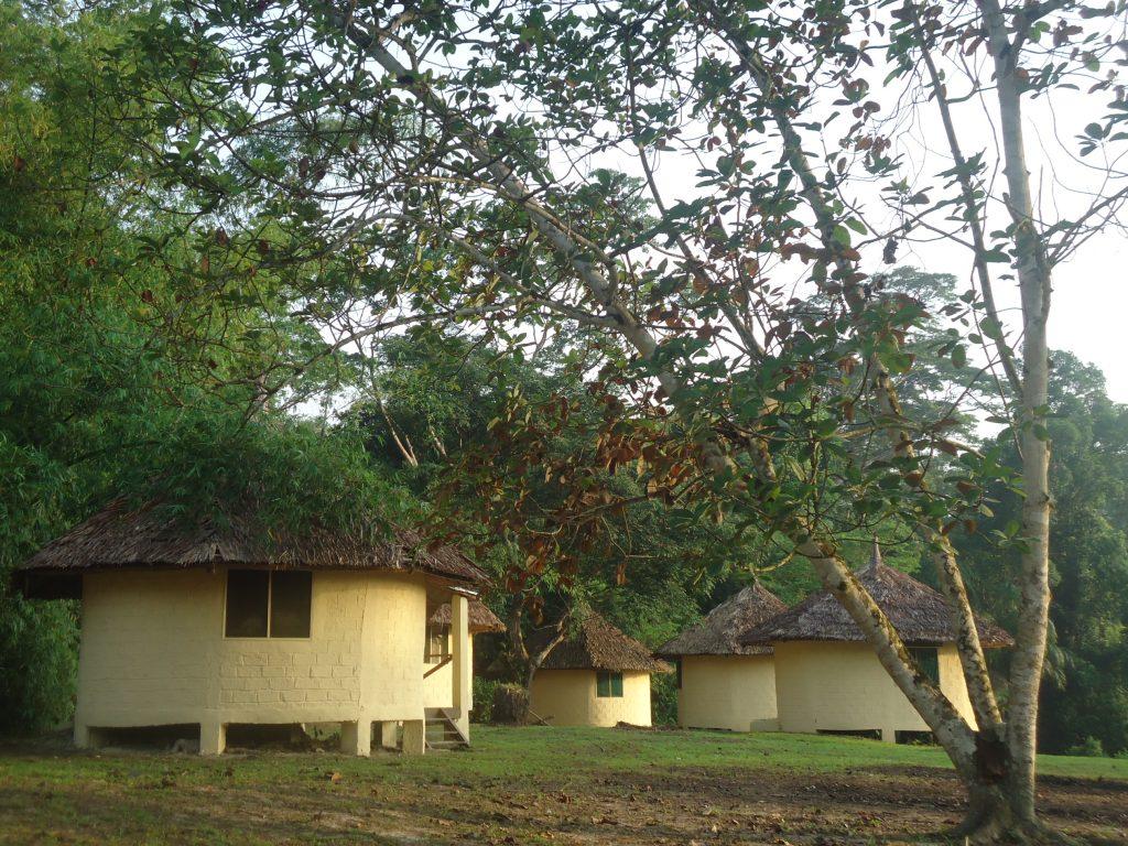 Séjournez à l'Ecotel de Touraco lors de votre voyage en Côte d'Ivoire en famille