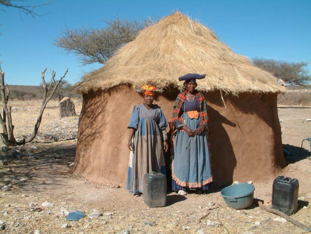 Herero Namibie - Circuit organisé en Namibie