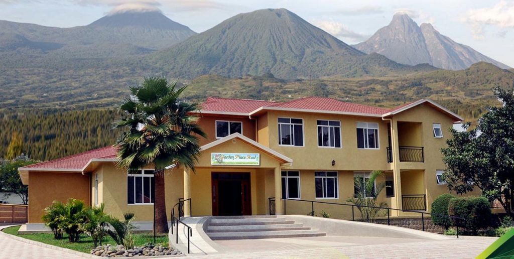 Hôtel Garden Palace Rwanda
