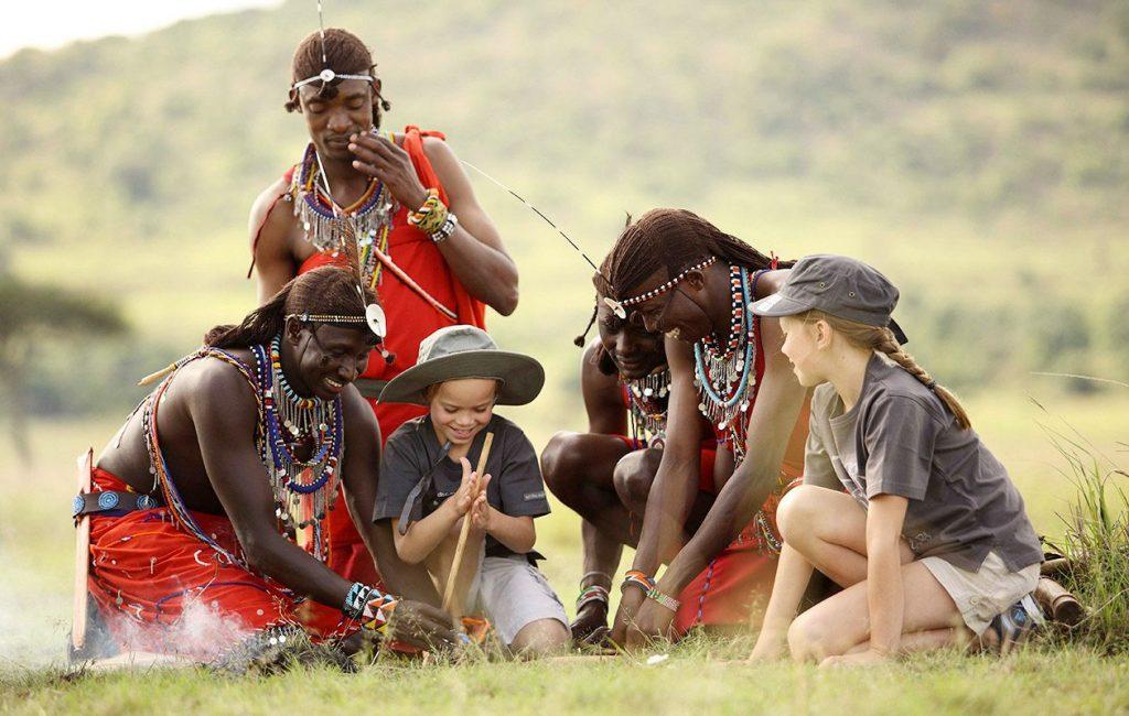 Kichwa Tembo, Masai Mara