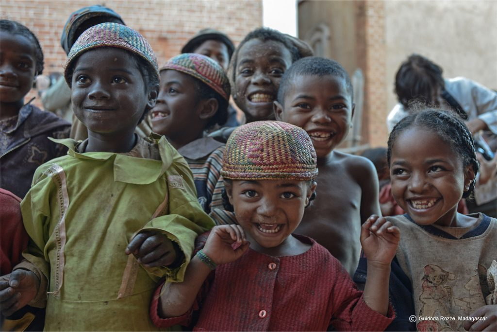 Enfants Madagascar