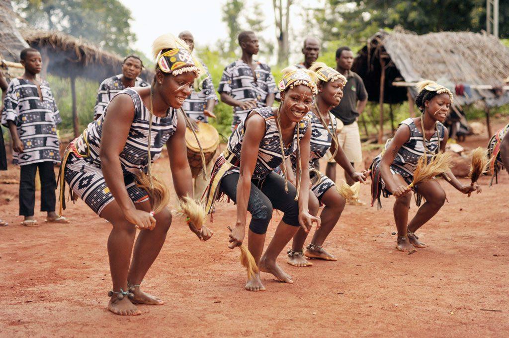 Danse Tematé , Yacouba Cote d'Ivoire