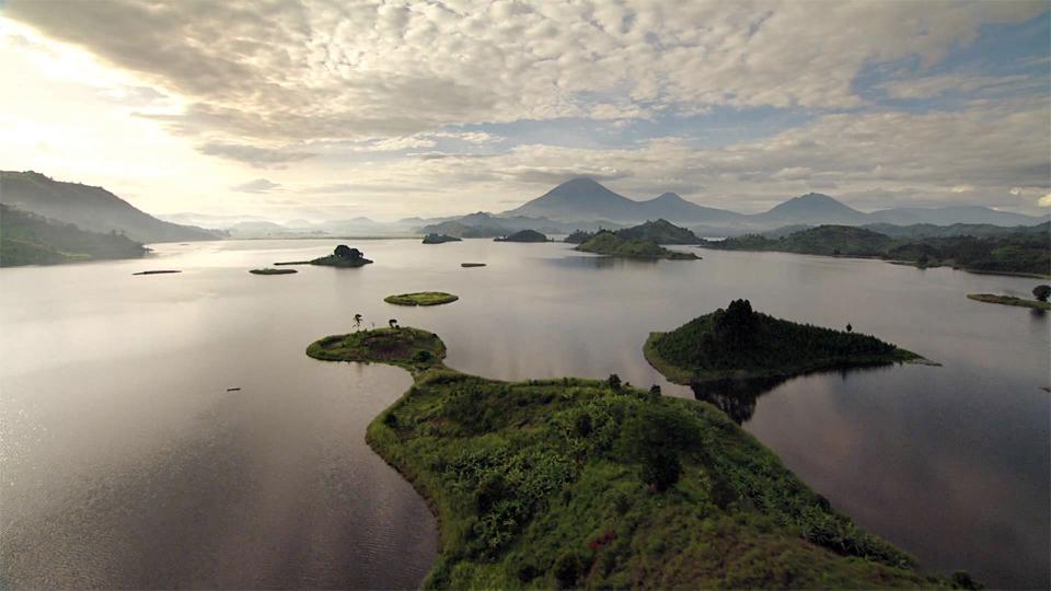 Lac du Rwanda - Voyage au Rwanda