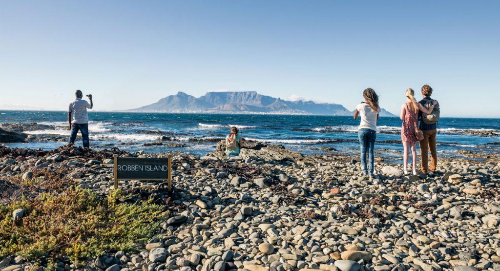 Visite de Robben Island, autotour en Afrique du sud