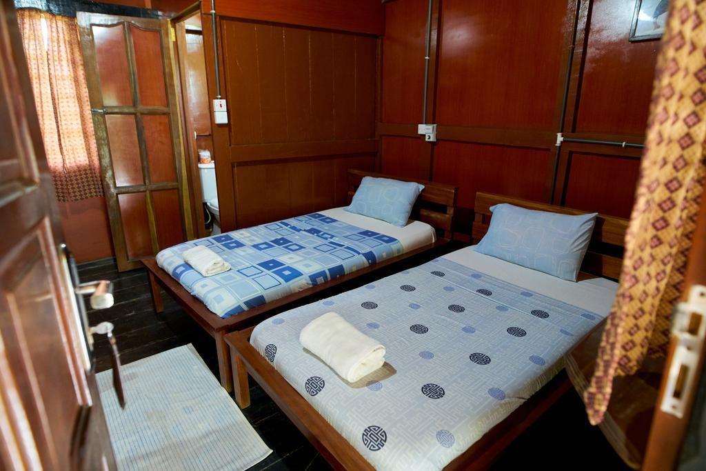 Wli lodge Ghana - Voyage au Ghana