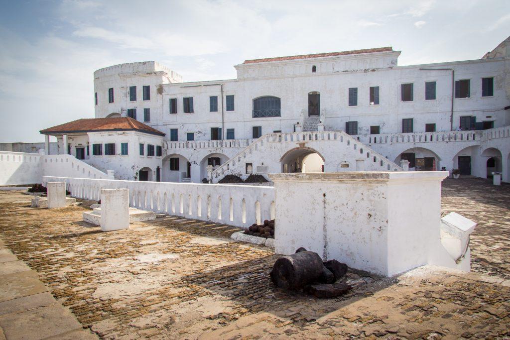 Chateau, Cape Coast - Voyage au Ghana