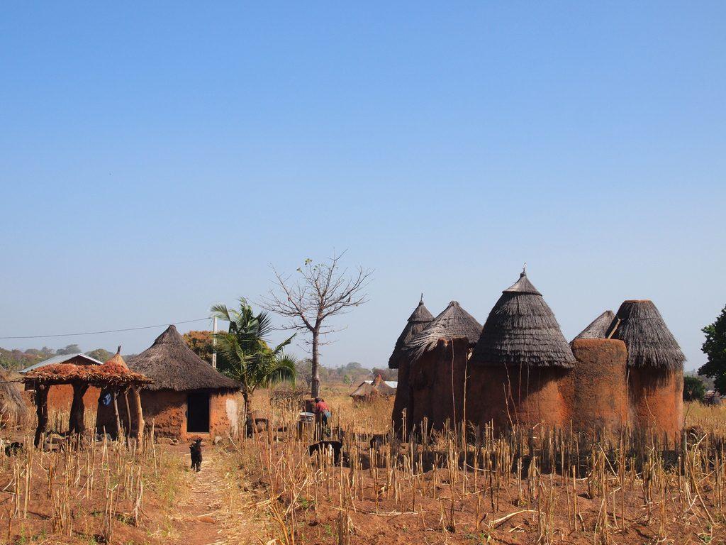 Tata somba - circuit au Bénin