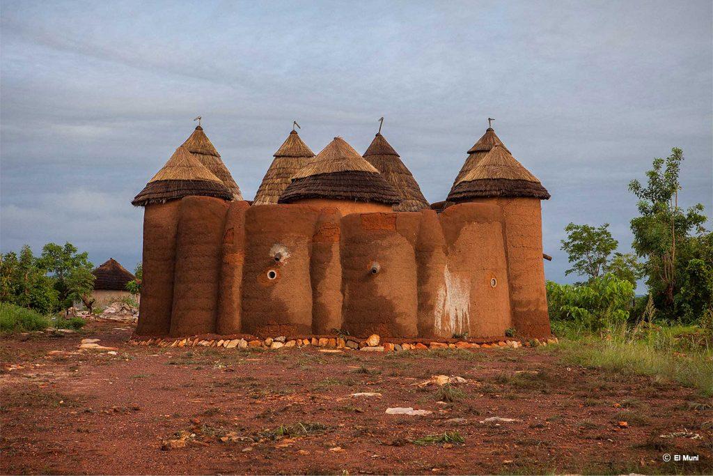 Tata Somba Bénin - Circuit au Bénin