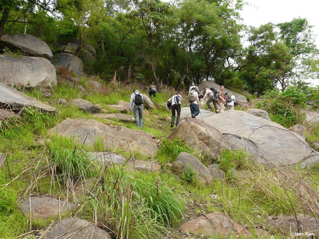 Randonnées touristes au Bénin - circuit au Bénin