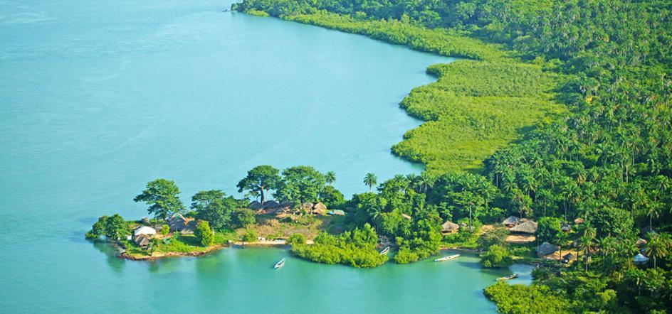 Île Rubane - Guiné-Bissau