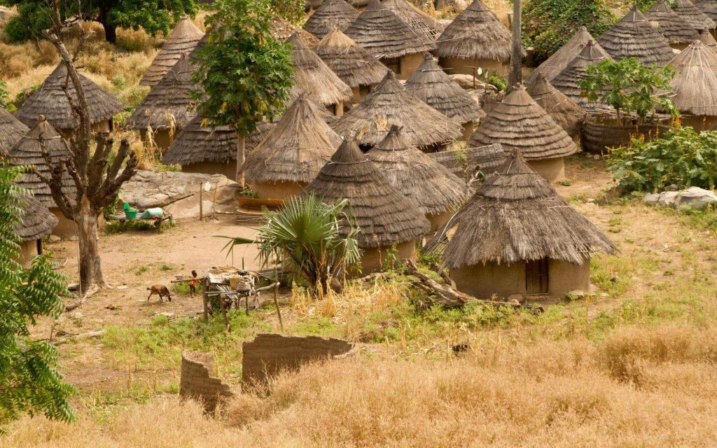 Chez l'habitant au Sénégal