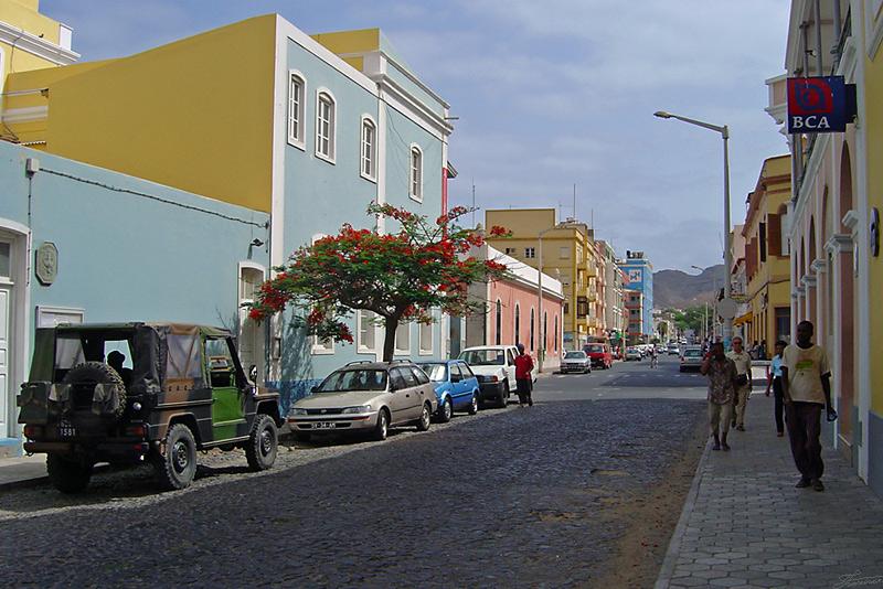 chez ana et duca - circuit au Cap-Vert