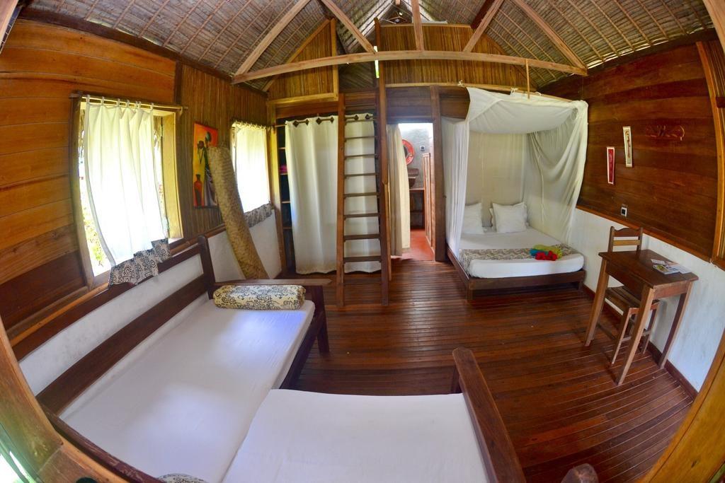 Chez Nath - île Sainte Marie, Madagascar