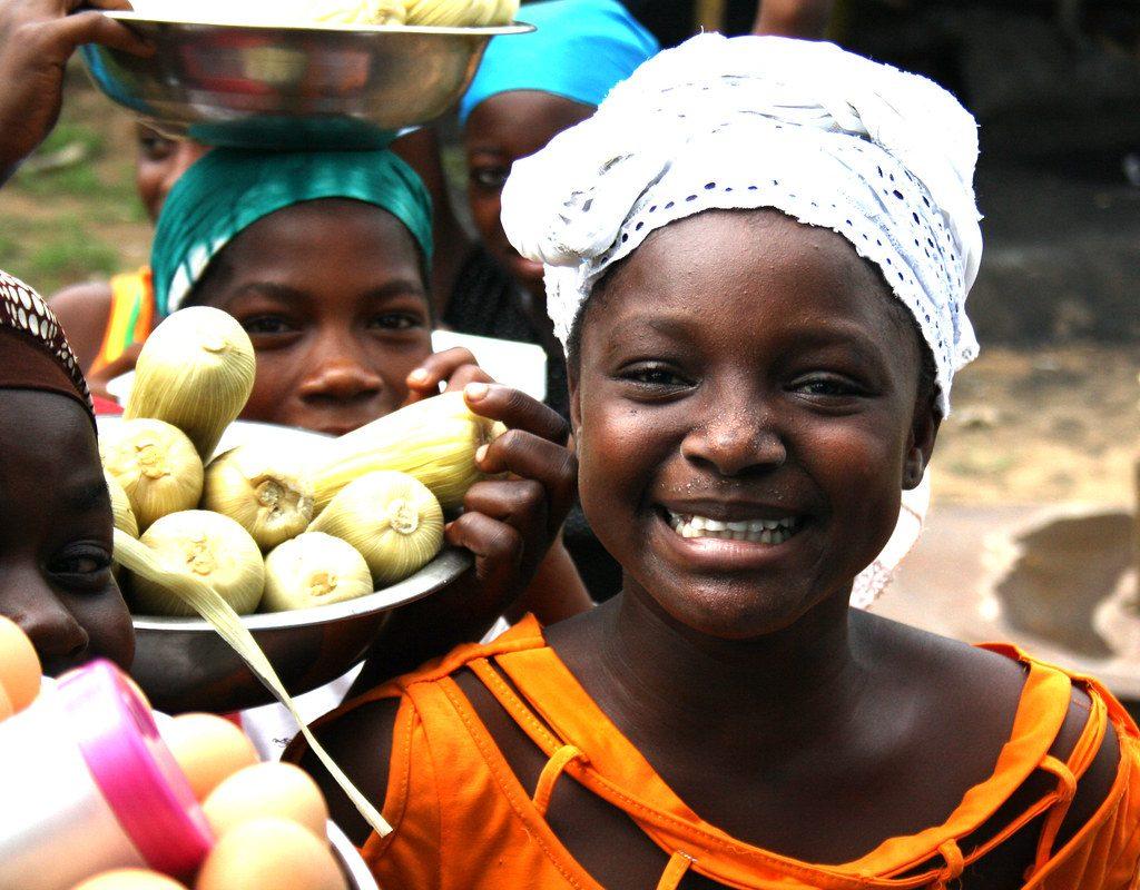 Portrait, voyage en Côte d'Ivoire
