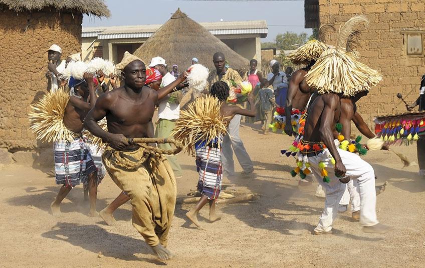 Danse côte d'ivoire