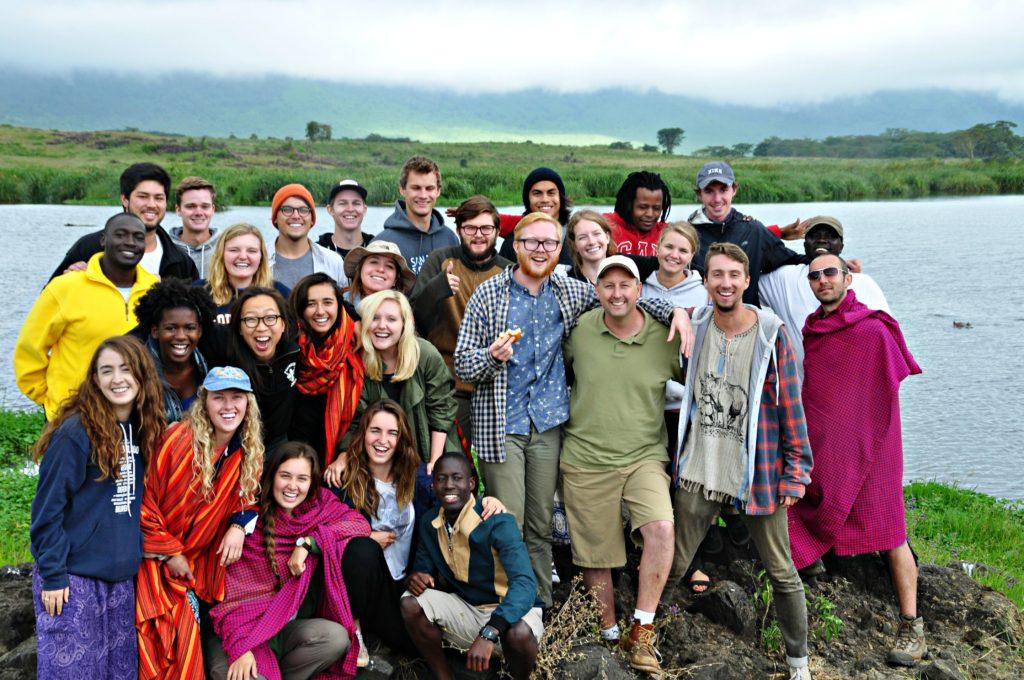 Team building en Afrique