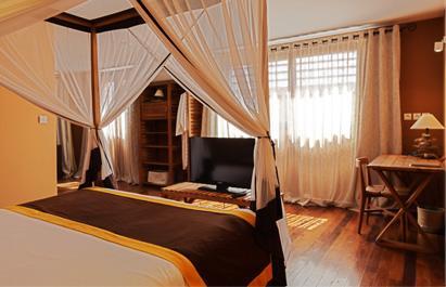 hotel Sakamanga - Madagascar, Antananarivo