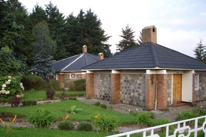 Kinigi Guest House - Parc des volcans - Rwanda