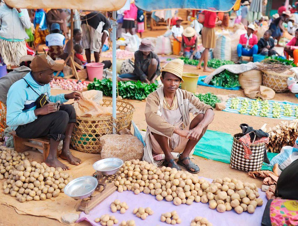 marché antananarivo