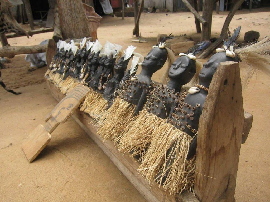 marché fétiches lomé