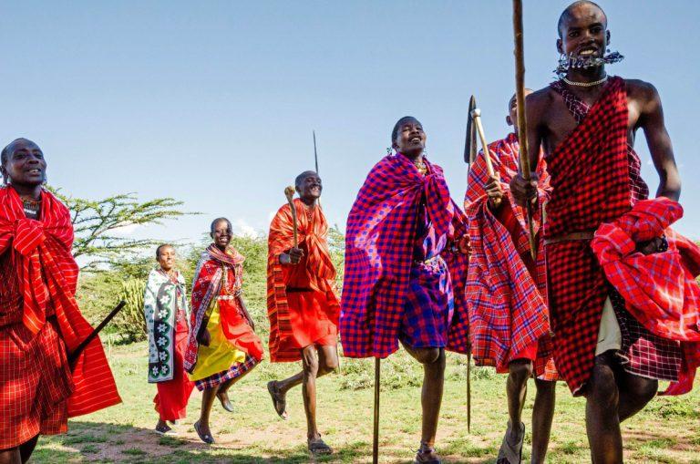 Village de Maji Moto, safari et plage au Kenya