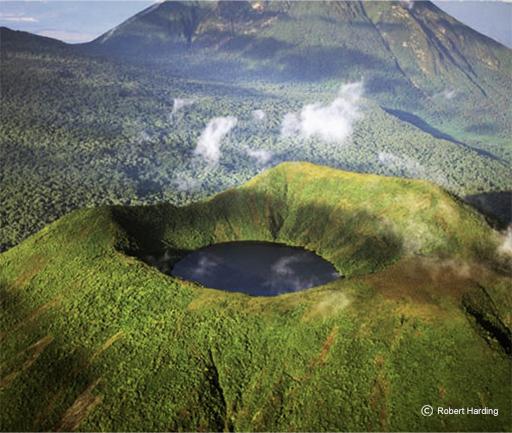 Bisoke Rwanda