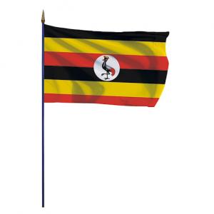 Drapeau Ouganda