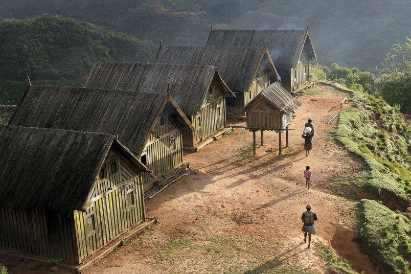 Visiter le Pays Zafimaniry Madagascar