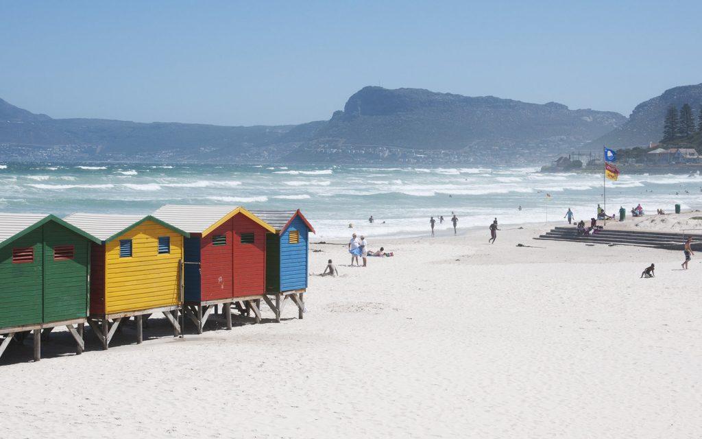Plage de Cape Town, autotour en Afrique du sud