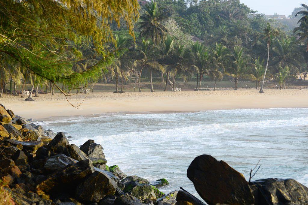 Découvrez la plage San Pedro lors de votre voyage en Côte d'Ivoire en famille