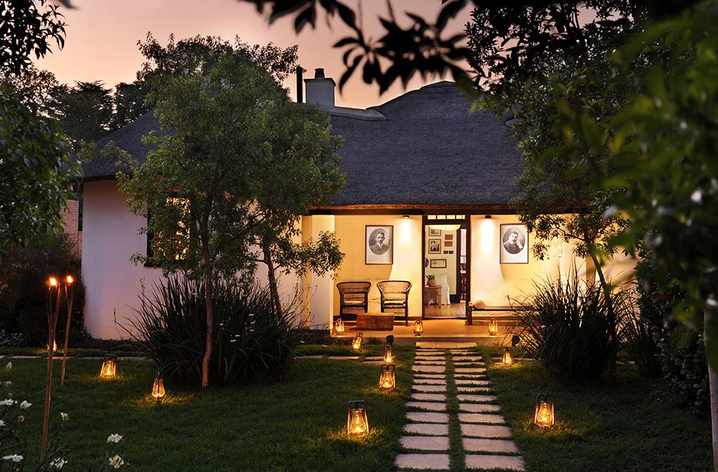 Satyagraha House, autotour en Afrique du sud