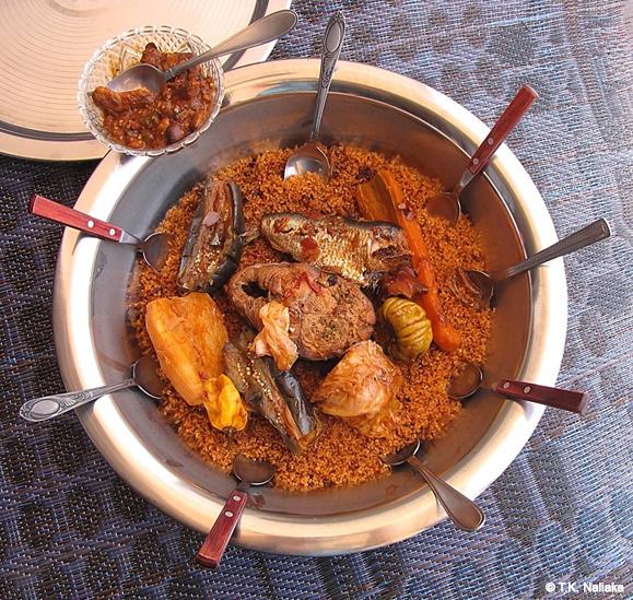 Tiebou dieun - Thiéboudiène Circuit authentique au Sénégal