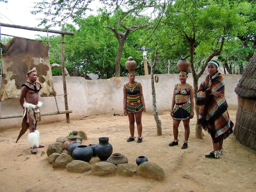 Village Zoulou - village de Shakaland