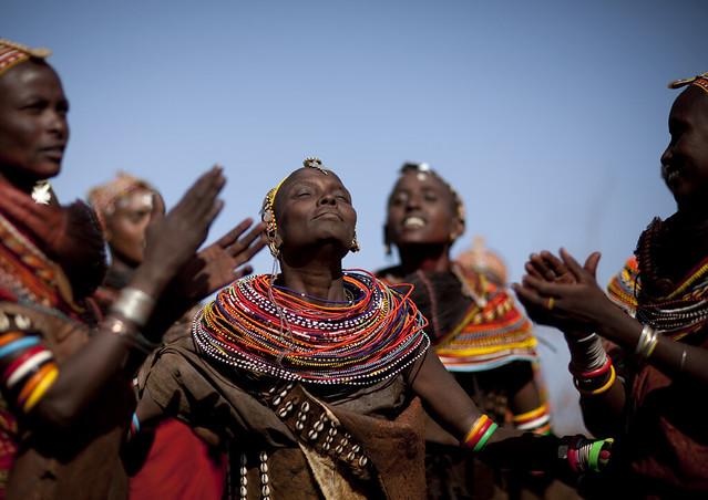 Tribu Rendille Kenya, circuit au lac turkana